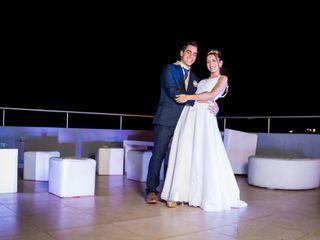 El casamiento de Fiama y Ivan