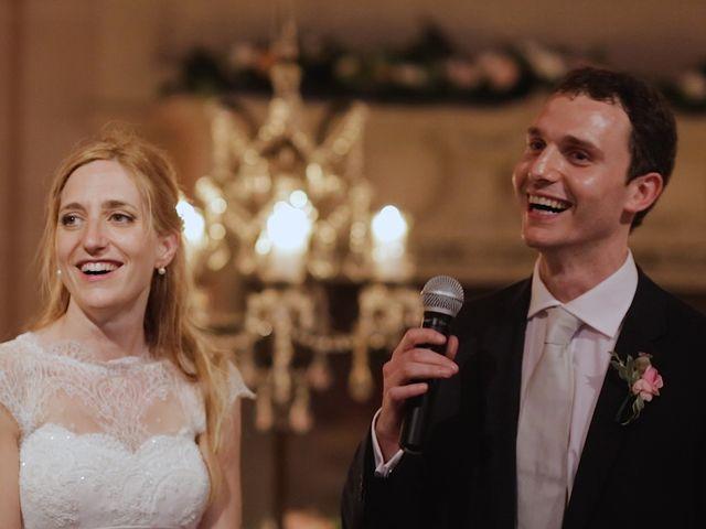 El casamiento de Virginia y Andrea