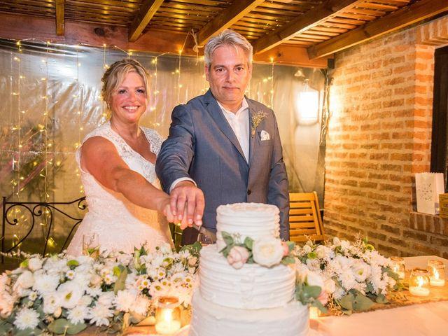 El casamiento de Verónica y Hernán