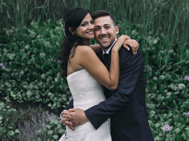 El casamiento de Fer y Tony