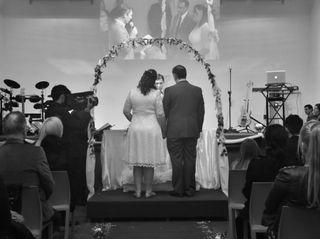 El casamiento de Gabriela y Cristian 1
