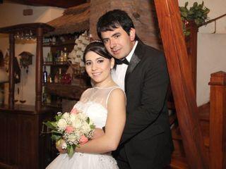 El casamiento de Liz y Jose