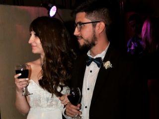 El casamiento de Paula y Pablo 1