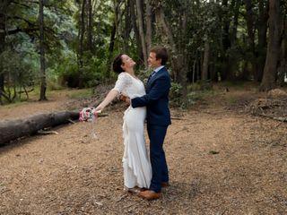El casamiento de Mariana y Valentín