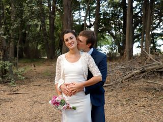 El casamiento de Mariana y Valentín 2