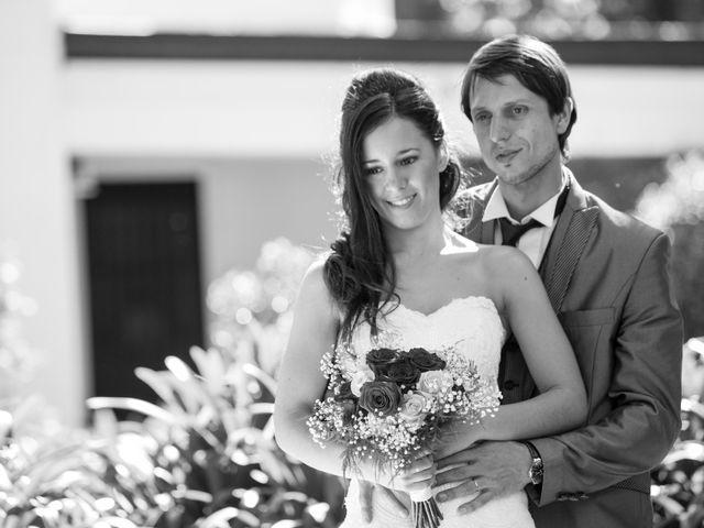 El casamiento de Marcelo y Tatiana