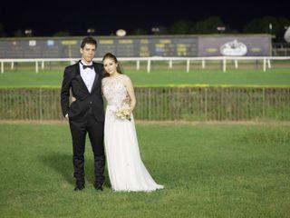 El casamiento de Patricia y Federico