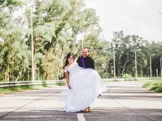 El casamiento de Paola y Fernando 2