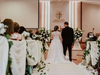 El casamiento de Marcelo y Gisel 1