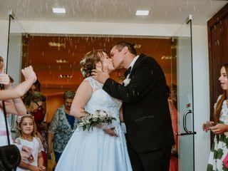 El casamiento de Marcelo y Gisel