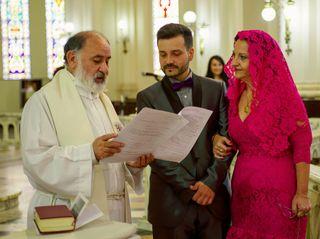 El casamiento de Andrea y Ricardo 3