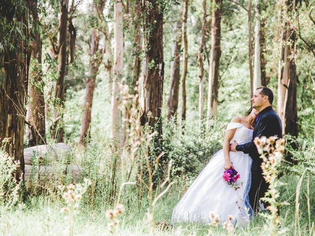El casamiento de Paola y Fernando