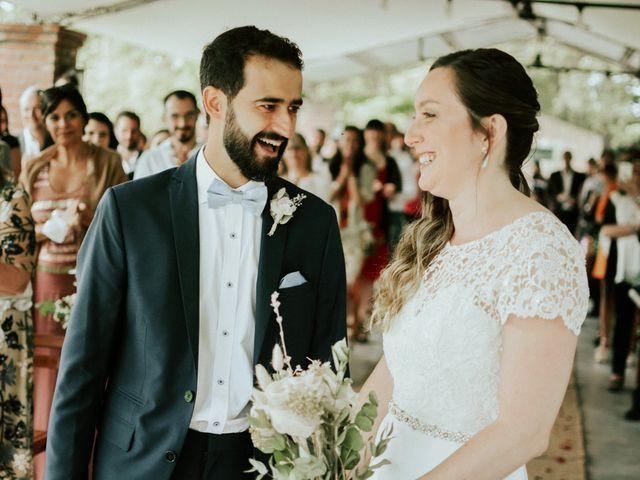 El casamiento de Nadia y Martín