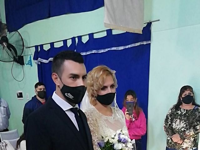 El casamiento de Pablo y Maca en Maipu, Mendoza 24