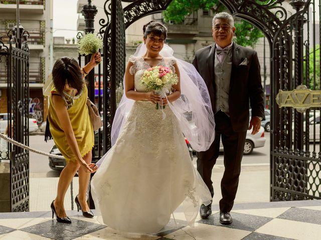 El casamiento de Ricardo y Andrea en Caballito, Capital Federal 2