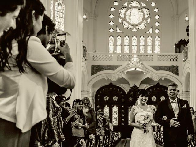 El casamiento de Ricardo y Andrea en Caballito, Capital Federal 7