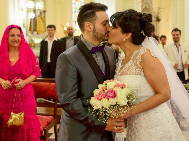 El casamiento de Ricardo y Andrea en Caballito, Capital Federal 10