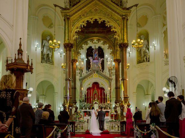 El casamiento de Ricardo y Andrea en Caballito, Capital Federal 15