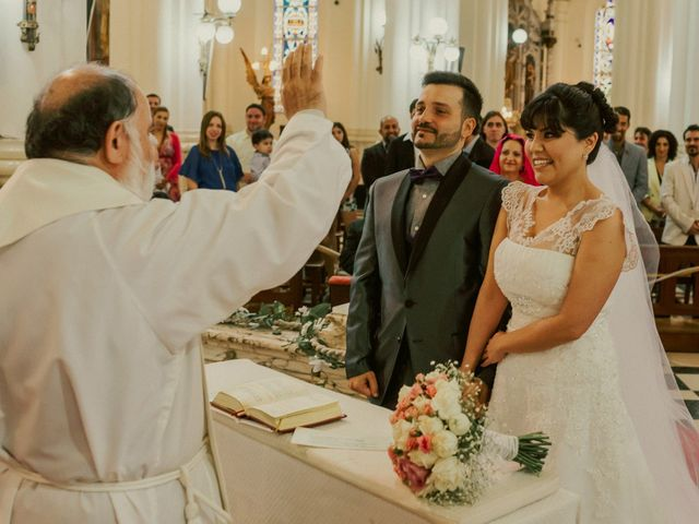 El casamiento de Ricardo y Andrea en Caballito, Capital Federal 16