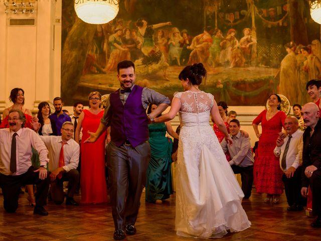 El casamiento de Ricardo y Andrea en Caballito, Capital Federal 43
