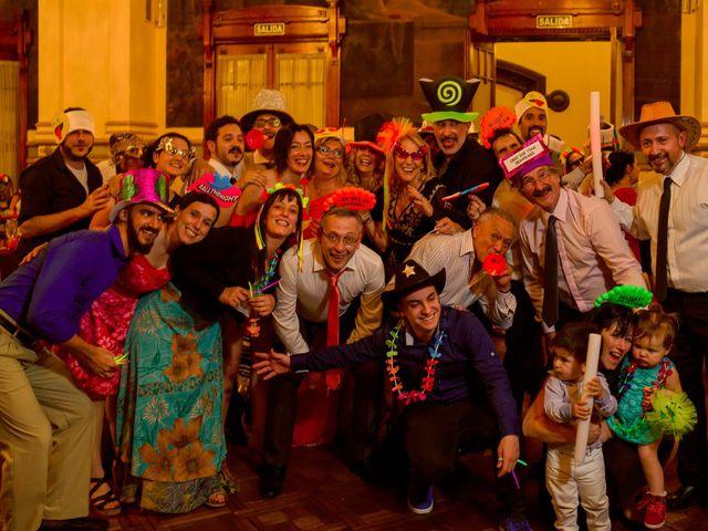 El casamiento de Ricardo y Andrea en Caballito, Capital Federal 48