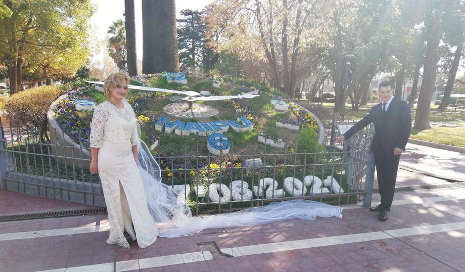 El casamiento de Pablo y Maca en Maipu, Mendoza
