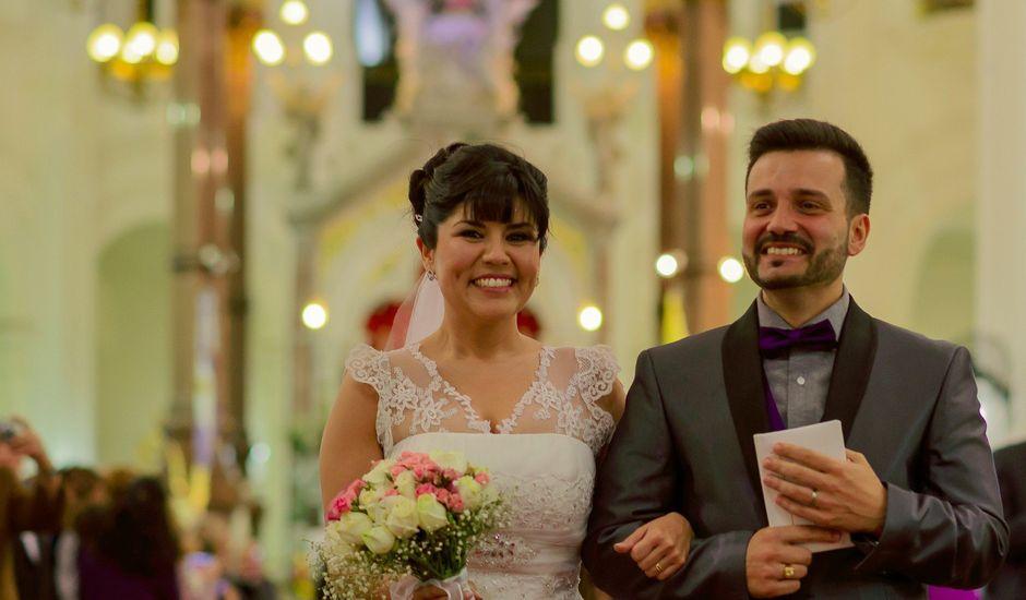 El casamiento de Ricardo y Andrea en Caballito, Capital Federal