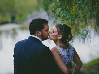 El casamiento de Paulina y Nicolás 1