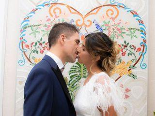 El casamiento de Marina y Nico 1