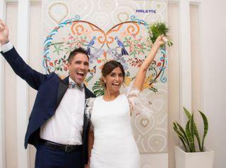 El casamiento de Marina y Nico 2