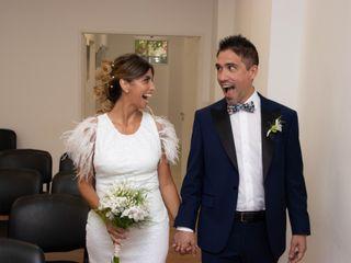 El casamiento de Marina y Nico 3