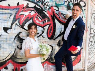 El casamiento de Marina y Nico