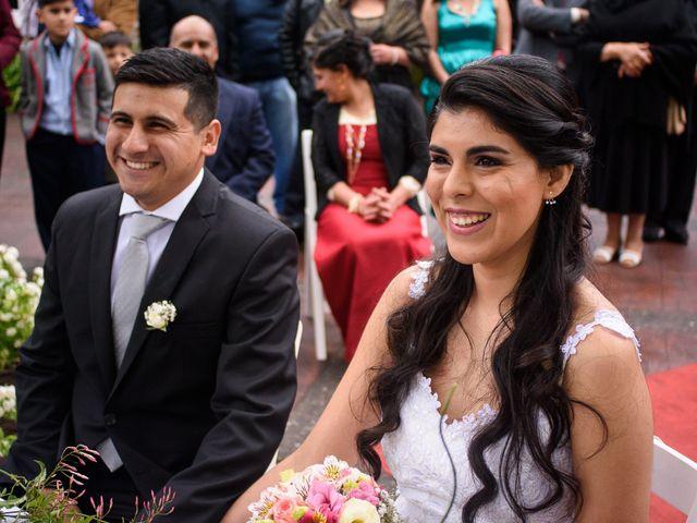 El casamiento de Juli y Abel