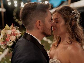 El casamiento de Katerina y Paul