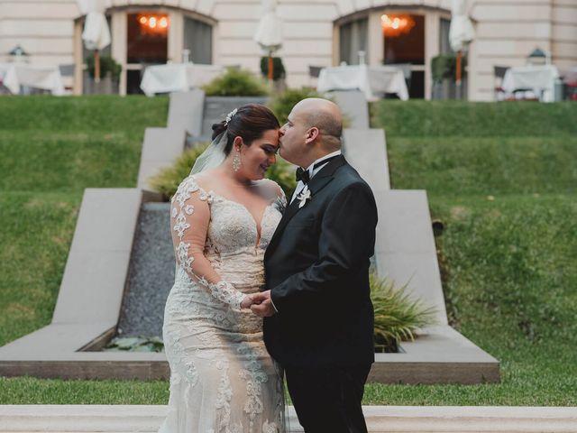 El casamiento de Andrea y Martín