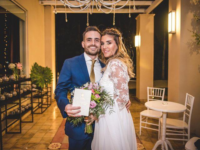 El casamiento de Betu y Joaco