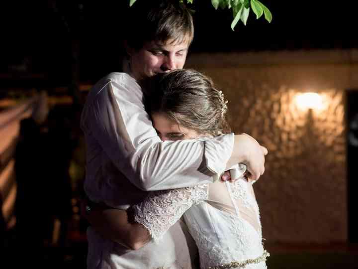 El casamiento de Silvi y Juanlu