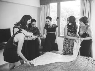 El casamiento de Romina y Diego 2