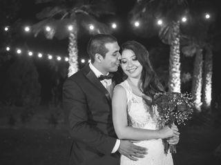 El casamiento de Romina y Diego