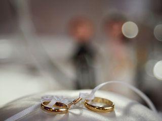 El casamiento de Daniela y Tim 3
