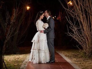 El casamiento de Daniela y Tim