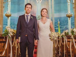 El casamiento de Ma. Laura y Damián