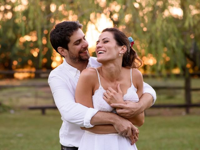 El casamiento de Lucía y Ignacio