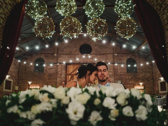 El casamiento de Vivi y Phil