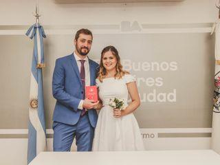 El casamiento de Michu y Nico 1