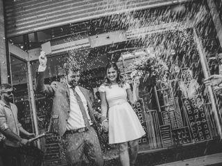 El casamiento de Michu y Nico
