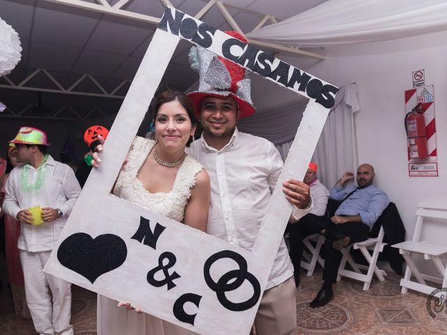El casamiento de Noelia y Cristian
