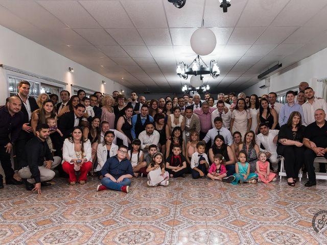 El casamiento de Cristian y Noelia en Burzaco, Buenos Aires 6