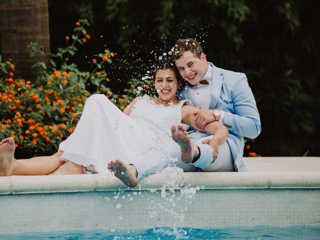 El casamiento de Mayra y Walter
