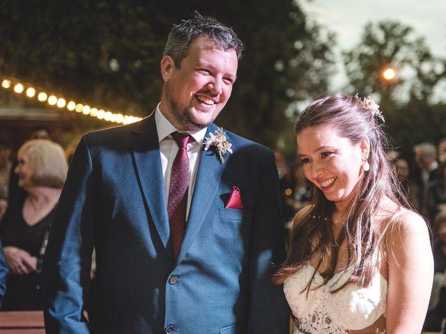 El casamiento de Aye y Martín